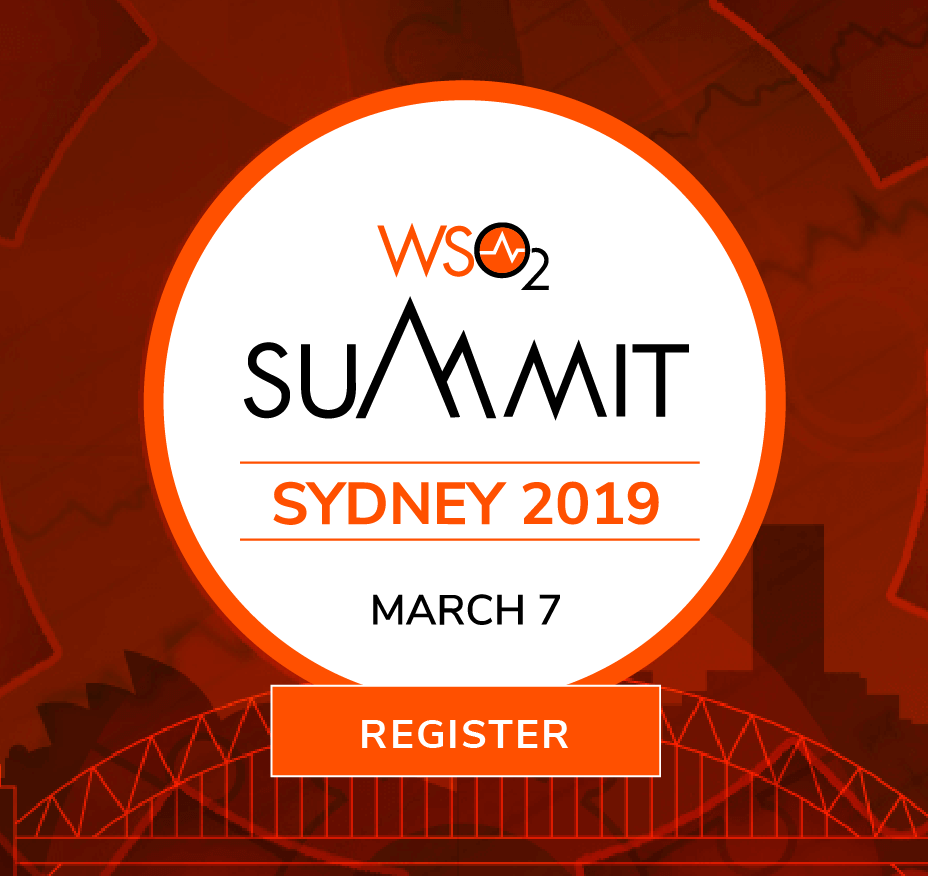 WSO2 Summit Sydney