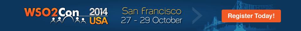 WSO2Con 2014 USA