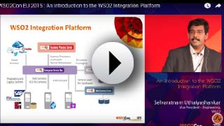 An Introduction to the WSO2 Integration Platform