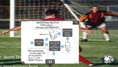 Tracking A Soccer Game with Big Data
