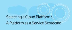 Selecting a Cloud Platform