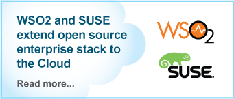 WSO2 and SUSE extend open source enterprise stack to the Cloud